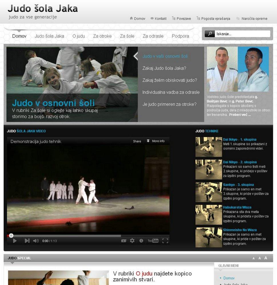 judo jaka